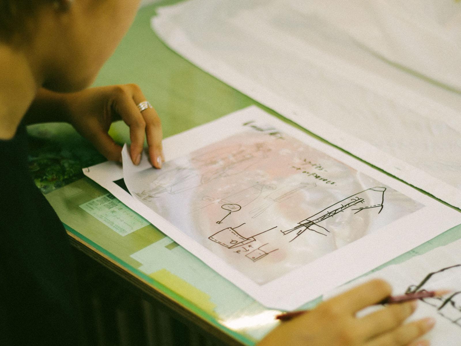 デザインのプロセス