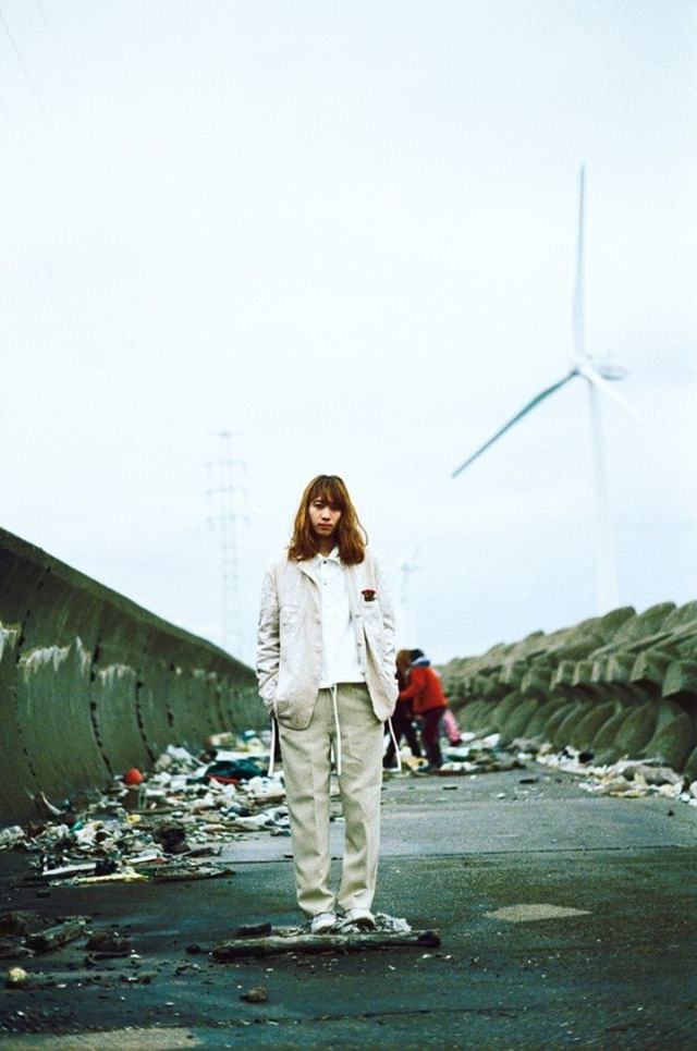 Spiral Club CLEANUP PHOTO SESSION '暮らしを拾う - No.2'