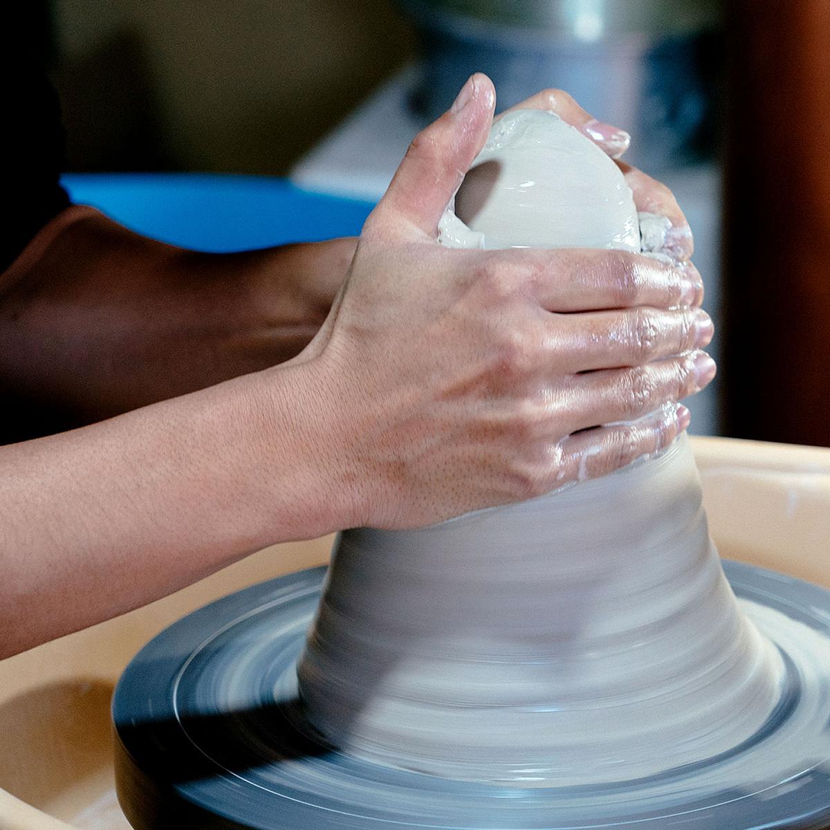 Pottery – #2 Process