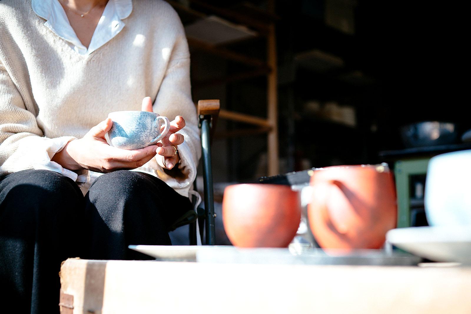 森と青空。yaunnのコーヒーとつくるリラックス感。