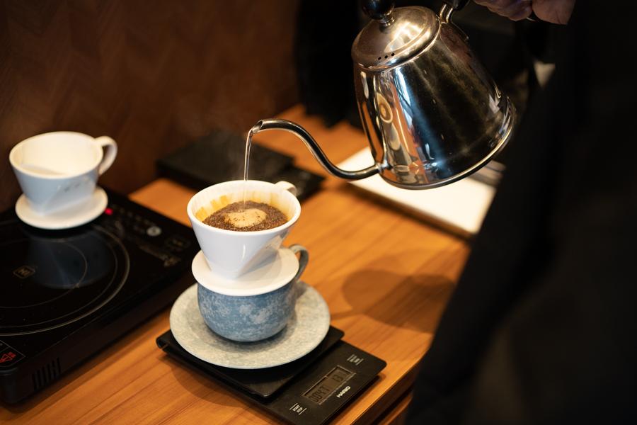 軽井沢コーヒーレシピ