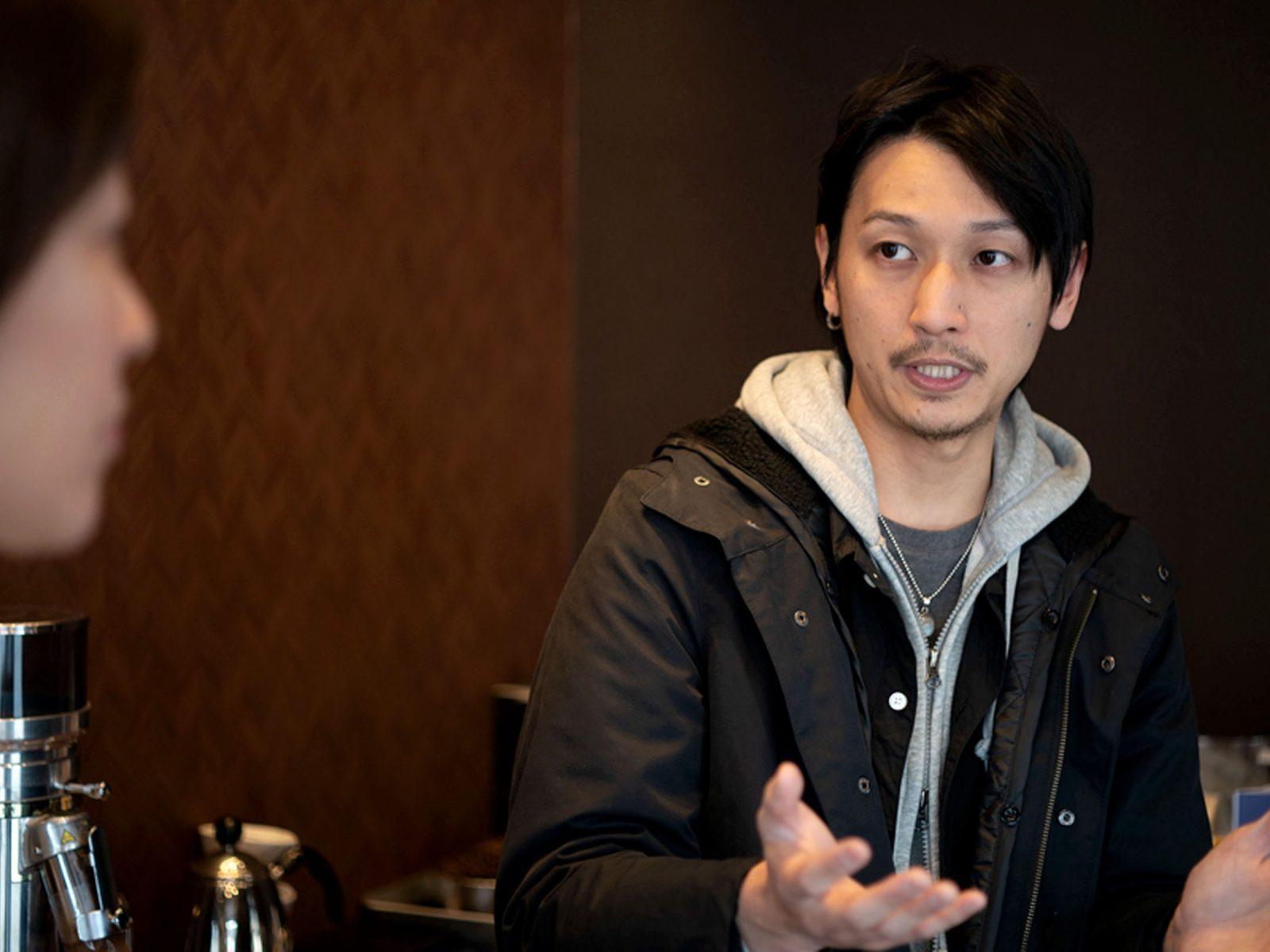 KARUIZAWA COFFEE COMPANY 代表 板倉 和之 Kazuyuki Itakura